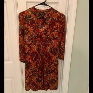 Lucky Brand Tunic Dress